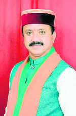 Bharmour MLA for development of hydropower projects