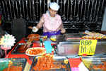 Street treat in Thailand