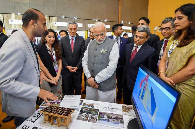 PM launches RuPay in Singapore
