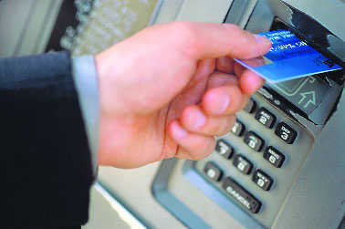 Two arrested for ATM fraud
