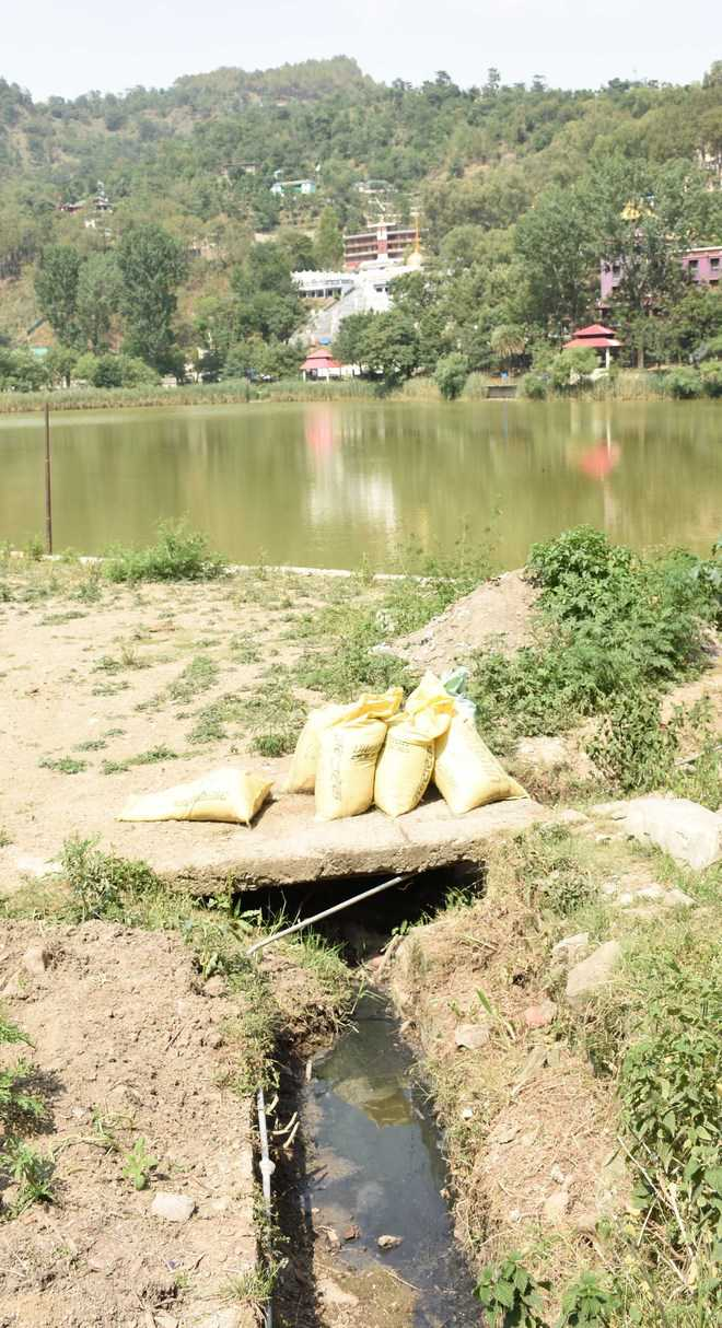Increasing pollution a grave threat to Rewalsar lake