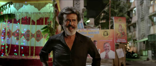 For all you Rajini fans