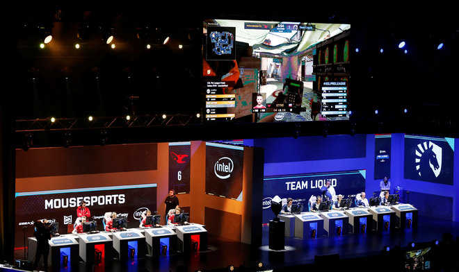 eSports is the name of the game
