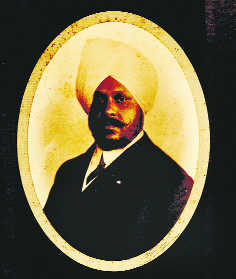 Raja Sir Daljit Singh, unusual 'adopted' son of Shimla