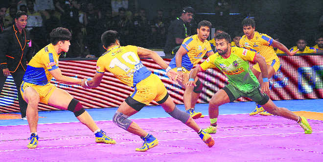 Haryana players lead kabaddi's gold rush