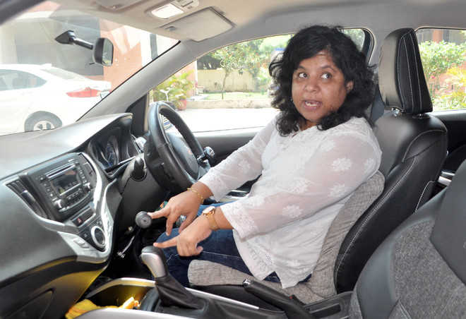 Differently abled to be taught driving