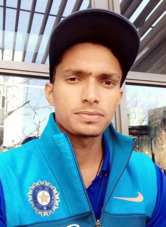 Karnal boy Navdeep Saini gets maiden Test call-up