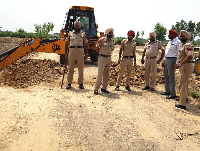 Mandi Board reclaims encroached land