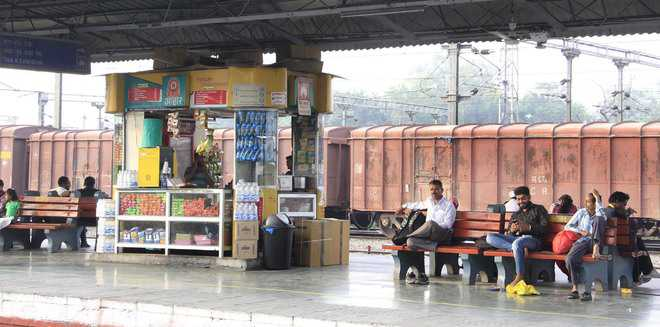 Price list mandatory at railway stations
