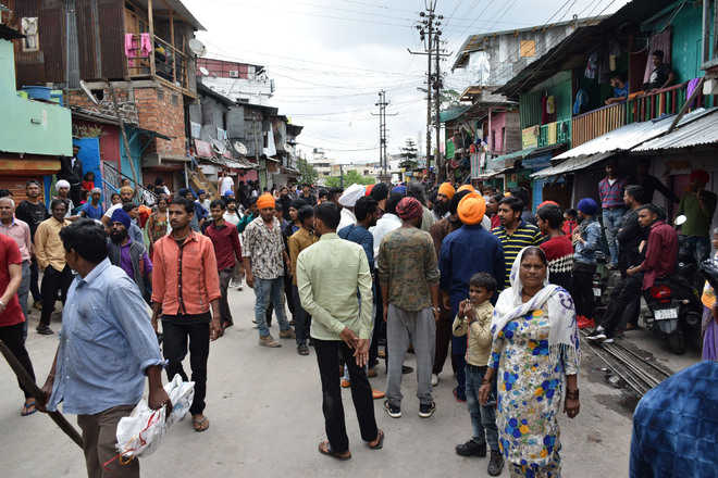SGPC to extend aid to Sikh families in Shillong