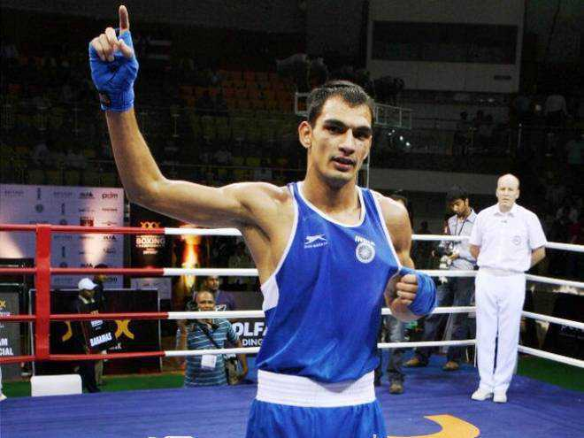 Olympian boxer Jai Bhagwan booked for slapping woman official
