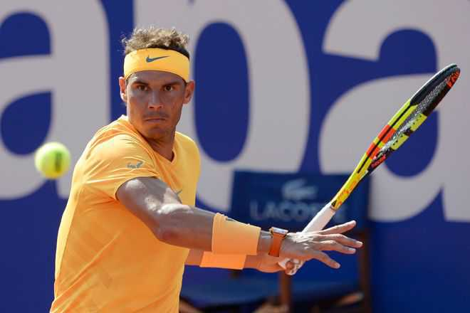 Nadal to miss Wimbledon warm-up at Queen's