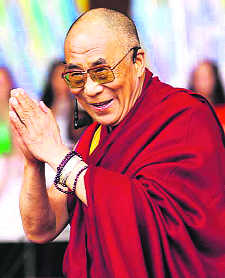 Dalai Lama in pink of health: Doc