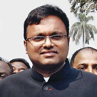 Karti firms got Rs 1.16-cr bribe, ED tells court in chargesheet