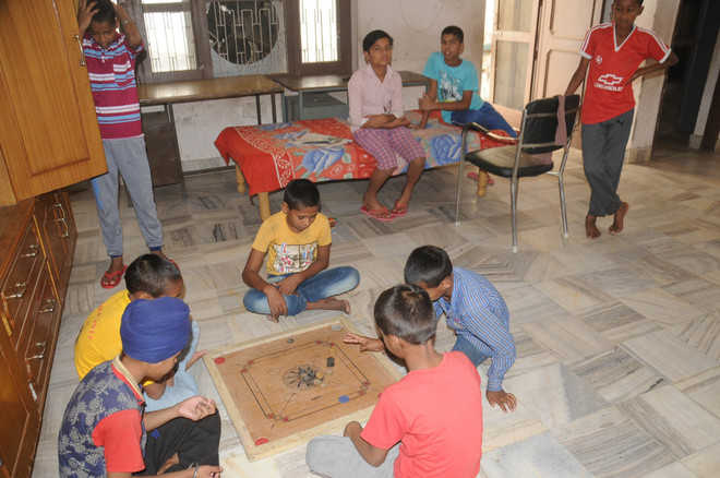 Children's Home a hope for these kids