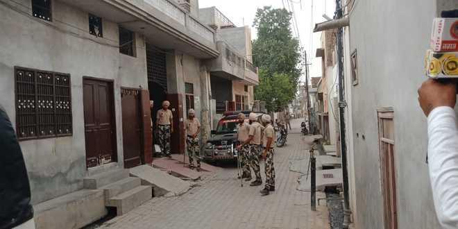 SIT raids dera man's house in Kotkapura