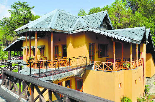 Mud-house model catches up in Kangra valley
