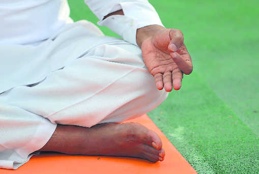 Yoga's missing spiritual quotient
