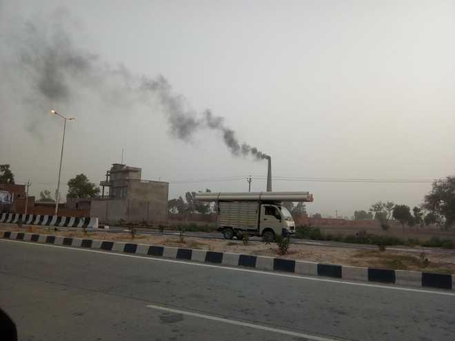 PPCB starts process to close 2 brick kilns