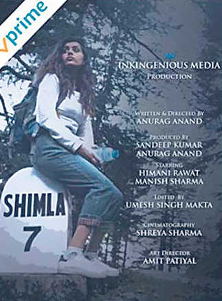 Short film 'Shimla 7' stars young talent from city
