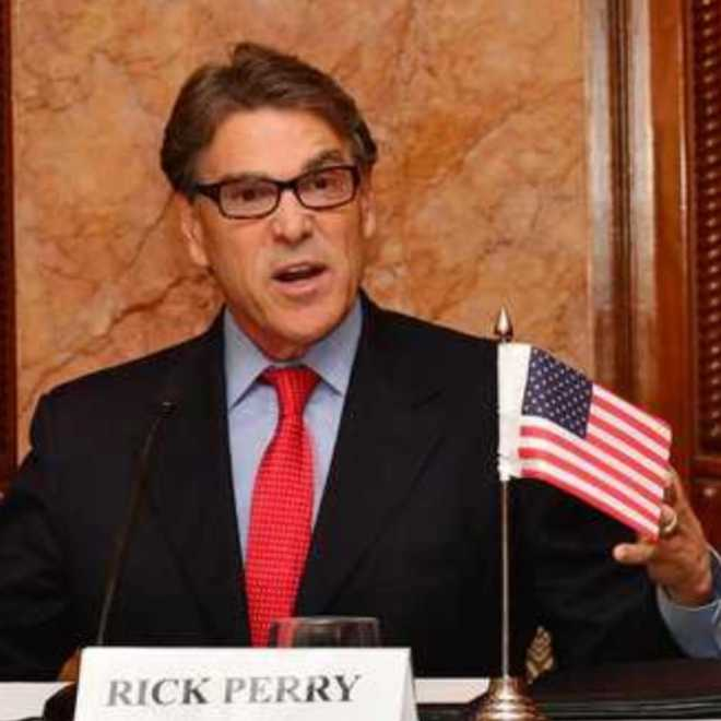 India offers huge opportunity for US energy sector: Perry