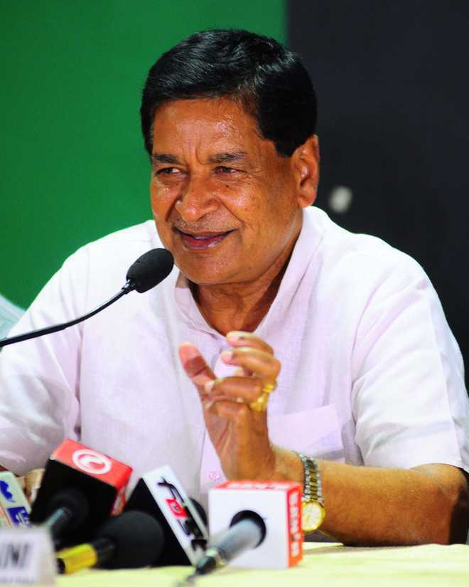 Relationship with BJP practically over: Saini
