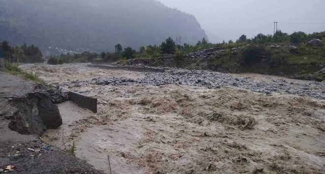 Cloudburst in Manali, no casualty reported