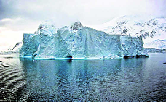 UAE to tow Antarctic icebergs for water needs