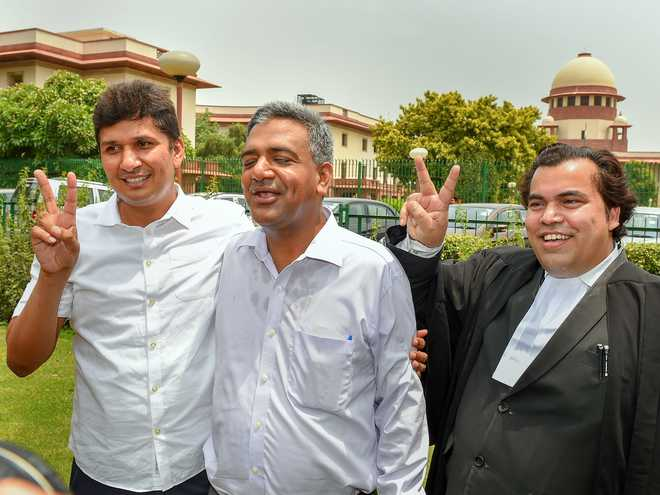 SC verdict on power tussle in Delhi explained