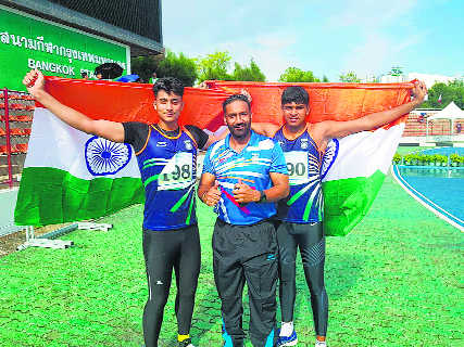 PIS thrower Rana qualifies for Youth Olympics