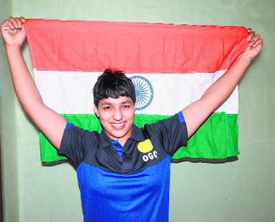 State wrestlers make a mark in  Cadet World Championships