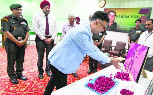 Capt Vikram Batra shooting range inaugurated at PU
