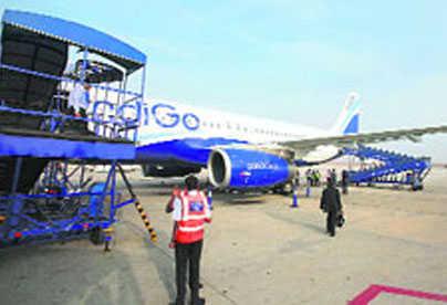 IndiGo flight makes emergency landing in Indore as passenger suffers cardiac arrest