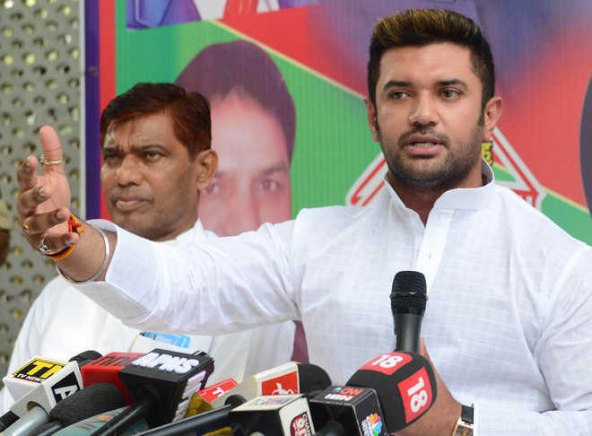 GoAir crew misbehaves with LJP MP Chirag Paswan