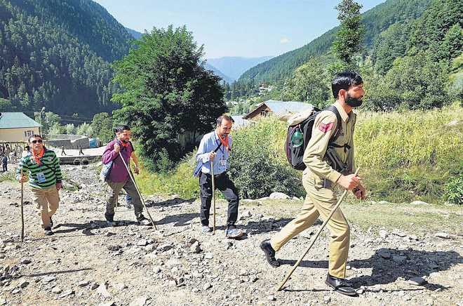 A twist to insurgency in Valley