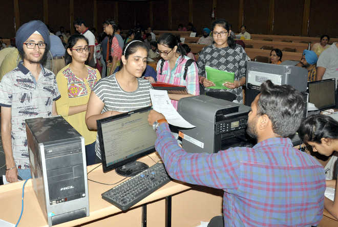 Counselling for admissions starts at GND varsity