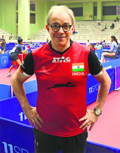 Indian players must aim to achieve top world rankings: Costantini
