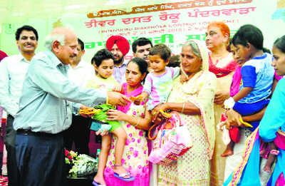 Anti-diarrhoea campaign kicks off
