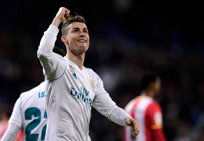 Ronaldo signs for Serie A champions Juventus from Real Madrid