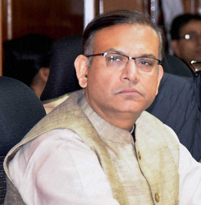 Jayant Sinha expresses 'regret' over garlanding lynching convicts