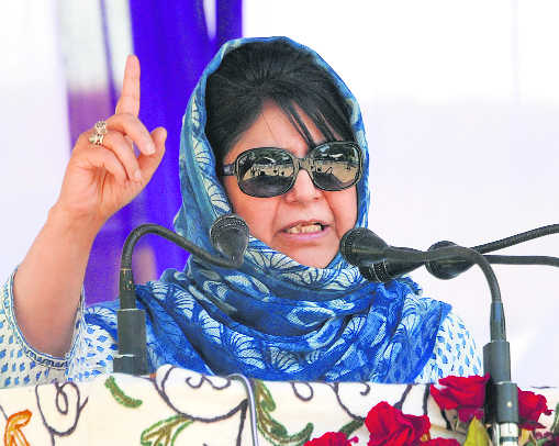 Mehbooba's quandary: Kin or party rebels?