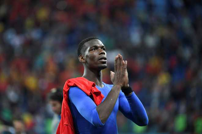 Pogba dedicates France win to freed Thai players