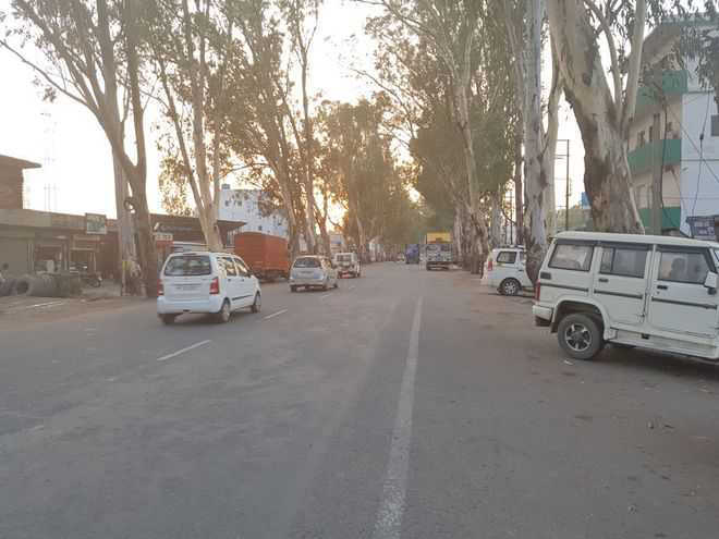 Nalagarh four-laning project hits roadblock