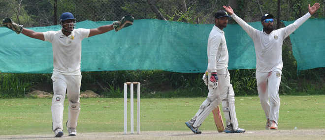 Manul, Ankit take city boys to the top of table