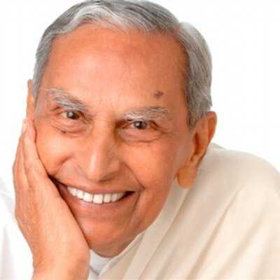 Spiritual leader Dada Vaswani dies at 99