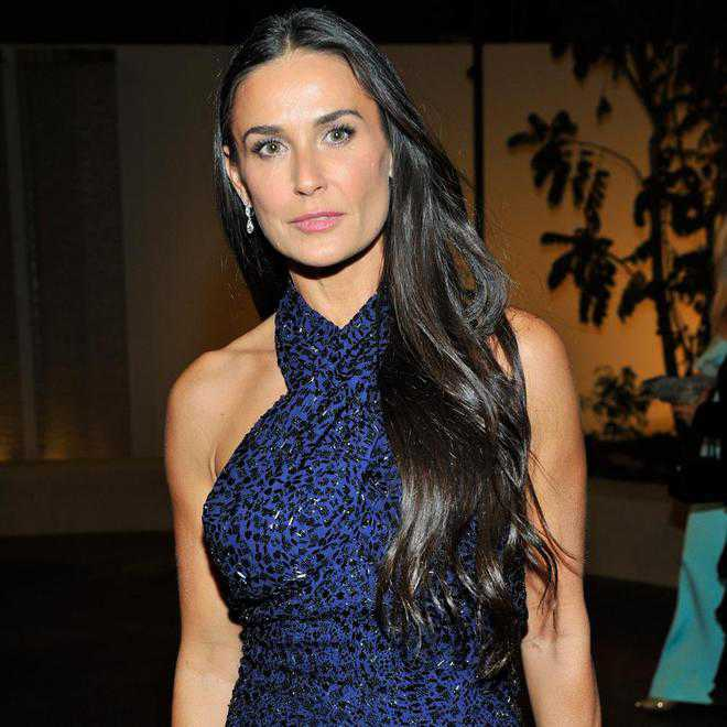 Demi Moore lost over US$ 169,000 in credit card fraud