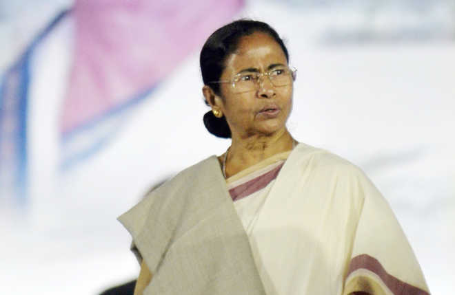 Mamata accuses BJP of targeting Missionaries of Charity