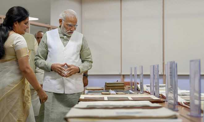 People's participation needed to preserve archaeological heritage: PM