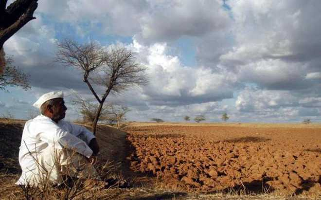 One rupee compensation to farmers who lost their crops