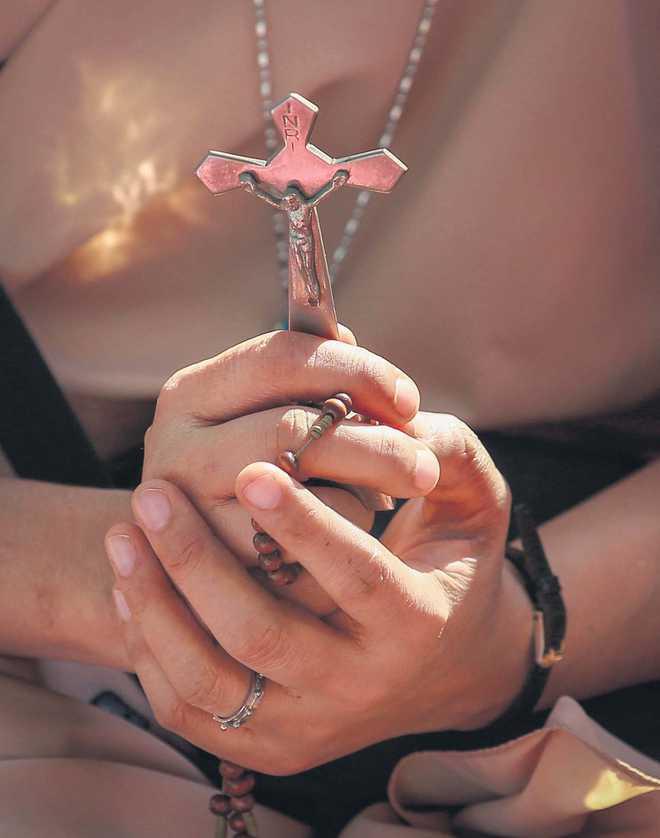 Spotlight on abuse of nuns
